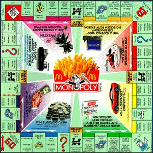 All You Need Mcdonalds Monopoly