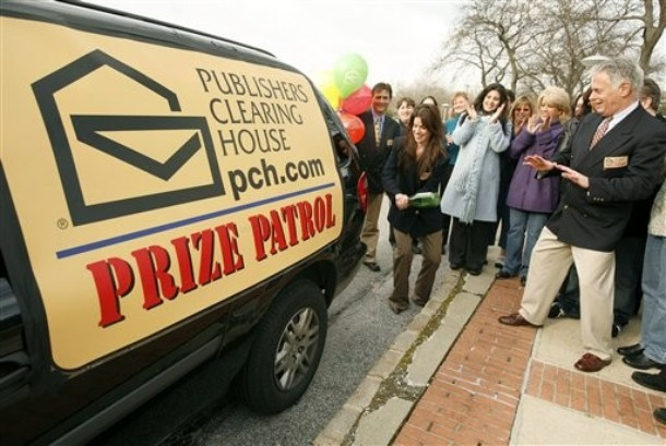 Publisher's Clearing House's